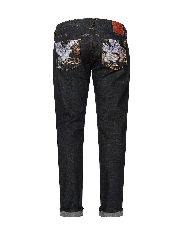 Taka Embroidered Pocket Slim Fit Jeans 2010